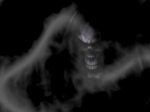 Black-Ghost-Animated-Wallpaper
