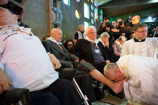 Vatican Holy Thursday