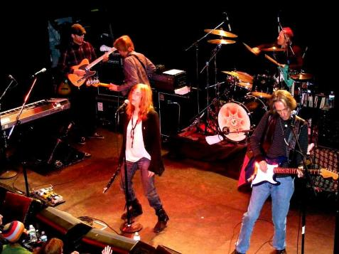 Patti_Smith_performing_at_Bowery_Ballroom,_New_York_City_(2)