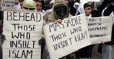 IslamInsultProtest