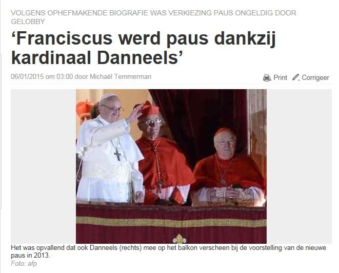 francis en danneels
