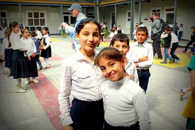 irakkinderen