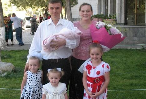 Nikolai_Serin_en_gezin