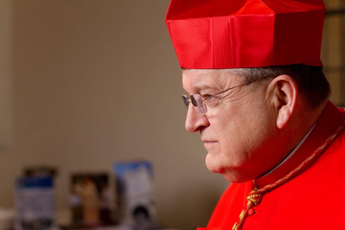 """Kardinaal Burke: """"Het is niet mogelijk dat een synode Magisterium creëert"""""""