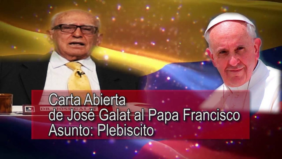 Longread: Vertaling van de video van Dr. José Galat over Bergoglio
