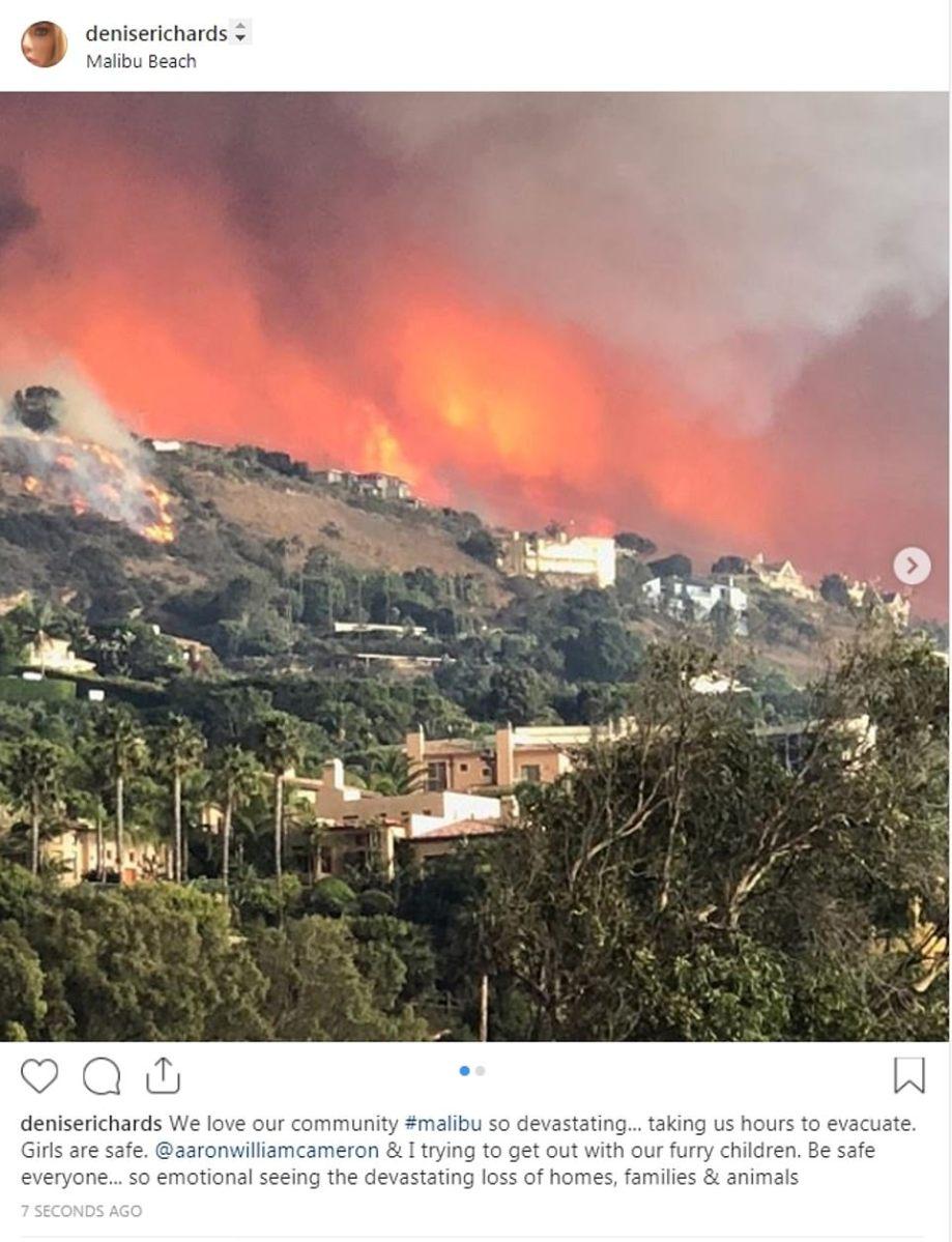 Bosbranden Californië: villa's van vele celebrities tot op de grond afgebrand