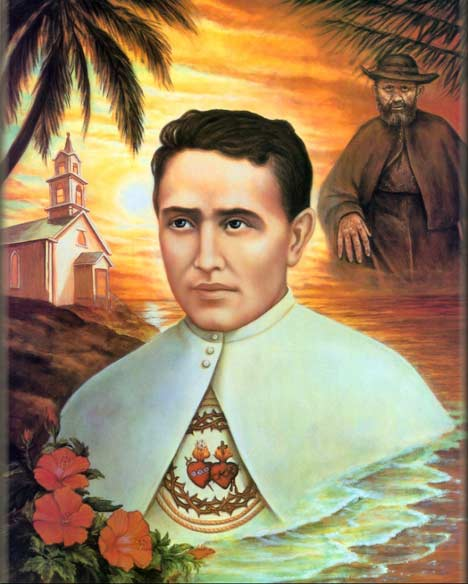 CHERUPUSHPAM OF JESUS: SAINT DAMIEN OF MOLOKAI